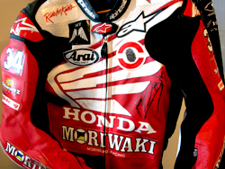 Moto2 RLH leathers