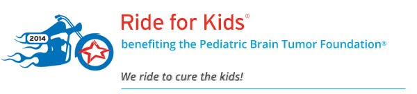 2014 Ride for Kids email banner