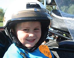 Ride for Kids Star