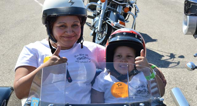 Register for the 2015 San Antonio Ride for Kids