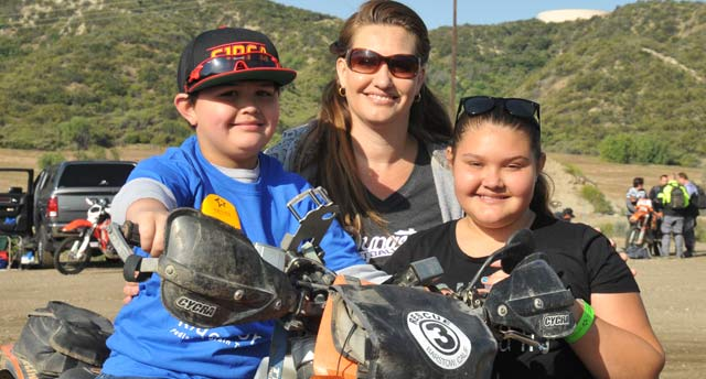 2016 Southern California Dual Sport Ride for Kids